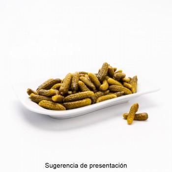 CUBO BANDERILLAS DULCES | PESO NETO 7,8 KGS /PESO ESCURRIDO 3,8 KGS