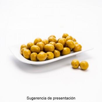 CUBO ACEITUNA MOJO PICÓN| PESO NETO 8,2 KGS /PESO ESCURRIDO 4,5 KGS