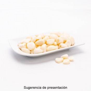 CUBO ACEITUNA VERDE MACHACADA 100% NATURAL | PESO NETO 7,8 KGS /PESO ESCURRIDO 4,5 KGS